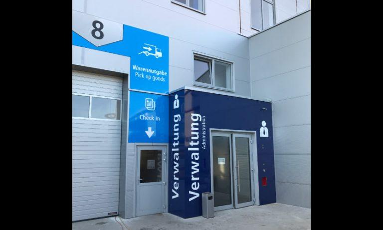 Fahrzeugbedarf Außengestaltung - nachher